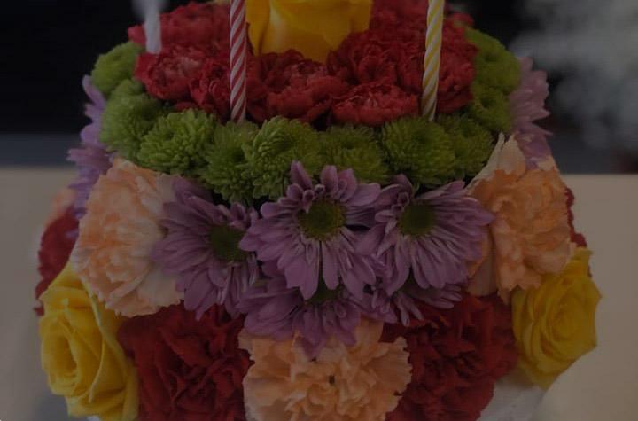 Birthday Flower Delivery New Harmony